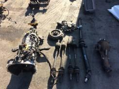 Механическая коробка переключения передач. Subaru Impreza WRX STI, GRF, GRB Subaru Impreza, GRF, GRB, GVB, GDB, GDA Двигатели: EJ20, EJ207, EJ15, EL15...