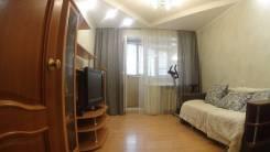1-комнатная, улица Московская 1. Центр, частное лицо, 42 кв.м. Комната