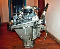 Honda. 13,50л.с., 4х тактный, бензин, нога S (381 мм), Год: 1990 год