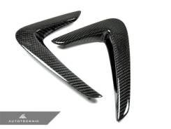 Autotecknic карбоновые вставки в крылья для BMW 4-ser F32/F33/F36. BMW 4-Series, F32, F33, F36