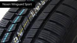 Nexen Winguard Sport. Зимние, без шипов, 2016 год, без износа, 4 шт