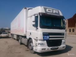 DAF CF 85. Продается тягач и п/прицеп рефрижератор Lamberet, 12 580 куб. см., 20 000 кг.