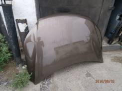 Капот. Volkswagen Tiguan