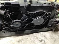 Радиатор охлаждения двигателя. Toyota Avensis, AZT250