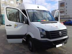 Volkswagen Crafter. Продам Микроавтобус Фольксваген Крафтер 18 мест, 2 000 куб. см., 18 мест