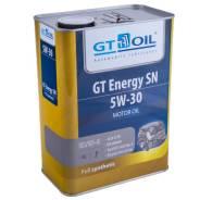 GT Oil. Вязкость 5W-30, синтетическое