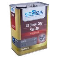 GT Oil. Вязкость 5W-40, синтетическое