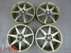 Rays SS7 Gold. 7.0x17, 5x100.00, ET50, ЦО 73,0 мм.