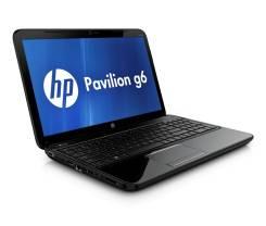 "HP Pavilion g6. 15.6"", 2 300,0ГГц, ОЗУ 8192 МБ и больше, диск 500 Гб, WiFi, Bluetooth, аккумулятор на 3 ч."