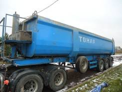 Тонар 95231. Продам самосвальный прицеп Тонар-95231, 45 000 кг.