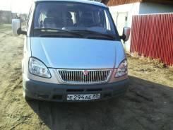 """ГАЗ 2217 Баргузин. Продается ГАЗ 2217 """"Соболь, или обмен на гараж в гор Усолье-Сибирском., 2 400 куб. см., 6 мест"""