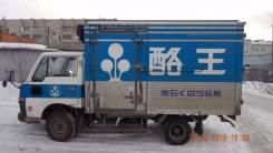 Nissan Condor. , 3 500 куб. см., 2 000 кг.