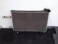 Радиатор охлаждения двигателя. Toyota Verossa, JZX110 Toyota Porte Toyota Mark II Wagon Blit, JZX110 Двигатель 1JZFSE