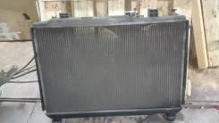 Радиатор охлаждения двигателя. Toyota Lite Ace Noah, SR40, SR40G, SR50, SR50G Двигатель 3SFE
