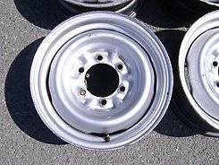 Toyota. 6.0x15, 6x139.70, ЦО 105,0мм.