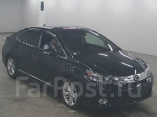 Lexus HS250h. автомат, передний, 2.4 (150 л.с.), бензин, 102 000 тыс. км