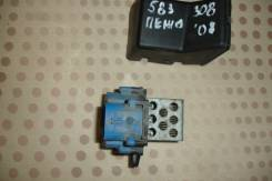 Блок управления вентилятором Peugeot 308 2008