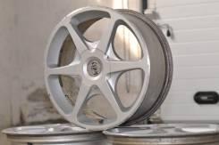 Продаются литые диски R17 Lofty (16-2). 7.0x17, 5x100.00, 5x114.30, ET48, ЦО 73,0мм.