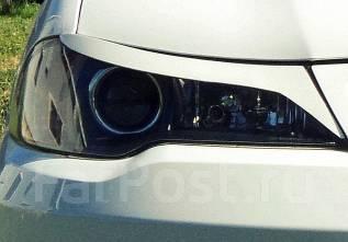 Накладка на фару. Honda: Accord, CR-V, HR-V, Fit, Stepwgn, Civic, Saber, Stream Lexus GX470, UZJ120 Lexus LX470, UZJ100 Lexus RX270, AGL10, AGL10W, GG...