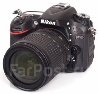 Nikon D7100. 20 и более Мп, зум: 7х
