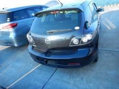 Бампер. Mazda Axela
