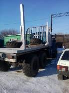 Урал 44202-0511-41. Продам лесовоз Урал вездеход, 11 150 куб. см., 17 300 кг.