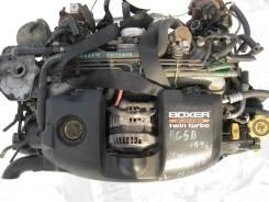Заслонка дроссельная. Subaru Legacy, BG5 Двигатели: EJ20H, EJ20R