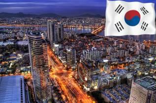 Разнорабочий. Работа в Южной Корее. Южная Корея