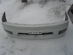 Бампер. Nissan Serena, PC24 Двигатель SR20DE