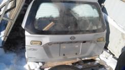Дверь багажника. Nissan NV150 AD Nissan AD, VGY11