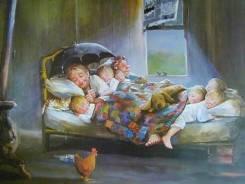 Семья с детьми примет в дар Тахту, диван или Кровать