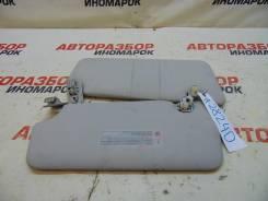 Козырек солнцезащитный (внутри) Nissan Almera (G15)