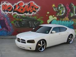 Бампер. Dodge Charger