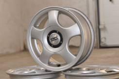 Продаются литые диски R13 BK Racing (16-3). 5.5x13, 4x100.00, 4x114.30, ЦО 72,0мм.