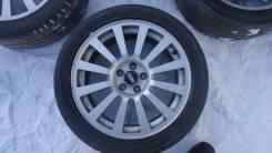 Bridgestone Potenza RE760 Sport. Летние, 2012 год, износ: 50%, 4 шт
