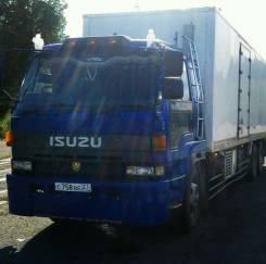 Isuzu Forward. Isuzu forward, 17 000 куб. см., 12 000 кг.