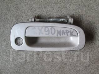 Ручка двери внешняя. Toyota Mark II, GX90