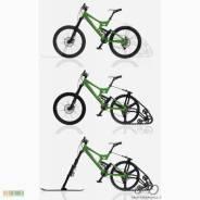 Набор для зимнего велосипеда Ktrak