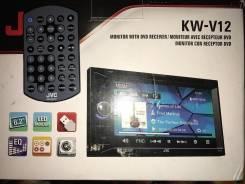 Продам Автомагнитолу KW-V12, DVD , iPhone, iPad. Suzuki Jimmy Siera