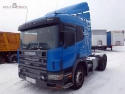 Scania P340LA 4x2 HNA New Griffin. Тягач Scania P340, 10 640 куб. см., 455 474 кг.