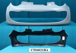 Бампер. Citroen C1