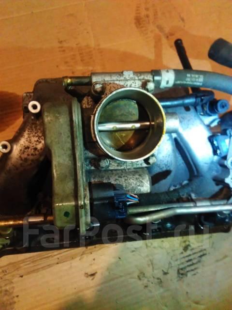Заслонка дроссельная. Opel Vita, B Двигатель Z14XE
