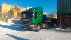 Scania P. Продам седельный тягач 440 2013 6х4, 12 740 куб. см., 26 500 кг.