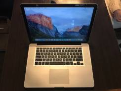 "Apple MacBook Pro 15. 15"", 2,0 ГГц, ОЗУ 4096 Мб, диск 1 000 Гб, WiFi, Bluetooth, аккумулятор на 10 ч."