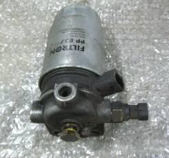Крепление топливного фильтра. Opel Omega Двигатель X25DT