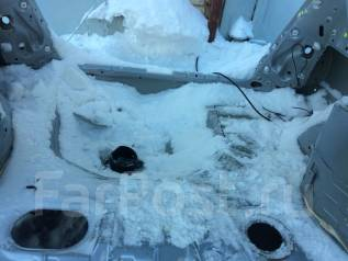 Ванна в багажник. Subaru Forester, SG5, SG