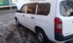 Toyota Probox. автомат, передний, 1.5 (109 л.с.), бензин, 140 000 тыс. км