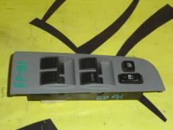 Блок управления стеклоподъемников TOYOTA Starlet EP91 F R