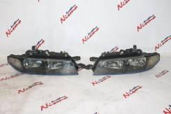 Фара. Nissan Skyline, ER33, ENR33, HR33, BCNR33, ECR33