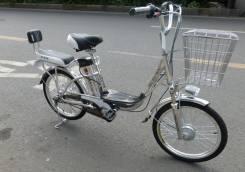 Электро Велосипед 20-дюймовый 48V12AH. Под заказ